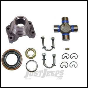 Alloy USA U-Bolt Yoke Conversion Kit For 1976-86 Jeep CJ Series With AMC Model 20 Axle 380003