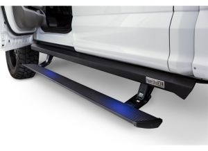 AMP Research PowerStep XL Running Boards For 2007-18 Jeep Wrangler JK 4 Door Models 77122-01A