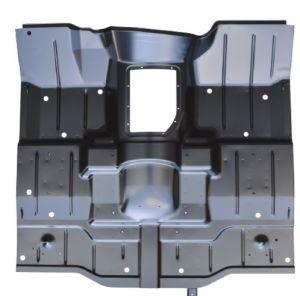 KeyParts Full Floor Pan Assembly For 87-95 Jeep Wrangler YJ 0480-220