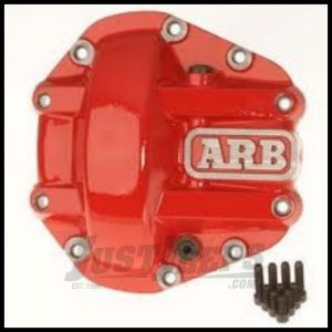 ARB Competition Differential Cover For Dana 60 Axle Assemblies In Red 0750001