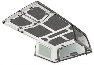Bedrug Hardtop Headliner Kit For 2018+ Jeep Wrangler JL Unlimited 4 Door Models HLJL184DRK