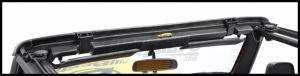 BESTOP Factory Style Windshield Channel For 1997-06 Wrangler TJ & TLJ Unlimited Models 55014-01