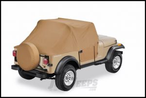 BESTOP All Weather Trail Cover In Spice For 1997-06 Jeep Wranlger TJ 81037-37