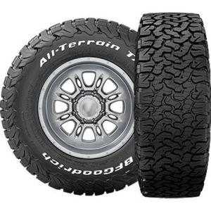 BF Goodrich All-Terrain T/A KO2 Tire LT255/75R17 Load C