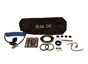 Blue Ox Avail/Ascent Accessory Kit For 2018+ Jeep Gladiator JT & Wrangler JL, JLU BX88308