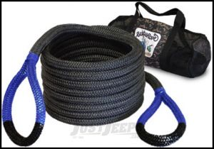 """Bubba Rope Standard Bubba 7/8"""" x 20' Recovery Rope With A 28,600 lbs. Breaking Strength"""