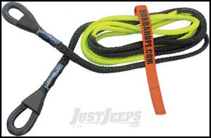 """Bubba Rope 25' Winch Line Extension 3/8"""" x 25' With A 17,200 lbs. Breaking Strength"""