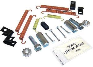 Crown Automotive Parking Brake Hardware Kit For 2007+ Jeep Wrangler JK & JL 2 & 4 Door Models 68003589HK
