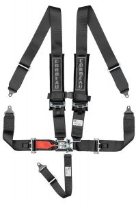 Corbeau 3-Inch 5-Point Latch and Link Harness Belts LL53001-