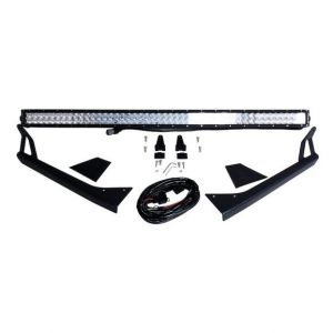 "RT Off-Road 50"" LED Light Bar and Bracket Kit For 1976-1995 Jeep CJ & Wrangler YJ RT28094"
