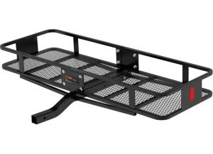 Curt Manufacturing Basket Style Cargo Carrier 18150