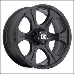 Dick Cepek Blackout Wheel 15x10 With 5 On 5.50 Bolt Pattern In Matte Black 90000024800