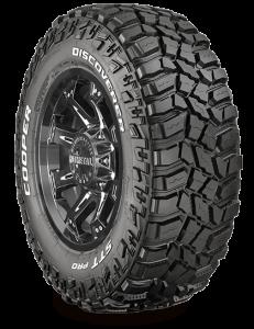 Cooper Tires Discoverer STT Pro LT37x12.50R17 Load D 90000023678