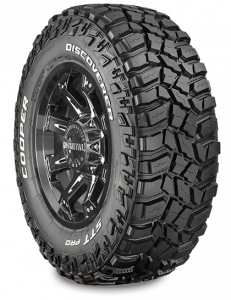 Cooper Tires Discoverer STT Pro LT265/70R17 Load E 90000023627