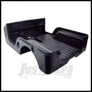 Omix-ADA Body Tub Only Steel JEEP Stamped For 1955-69 Jeep CJ5 DMC-680637