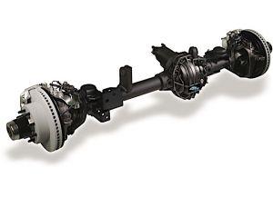 Dana Spicer Ultimate Dana 60 Front Axle Assembly 5.38 Ratio E-Locker For 2007-18 Jeep Wrangler JK 2 Door & Unlimited 4 Door Models 10005777