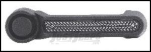Drake Off Road XT Tire Tread Design Aluminum Door Handle Insert Kit For 07-18 Jeep Wrangler JK Unlimited 4 Door D-JP-190015-TT-5