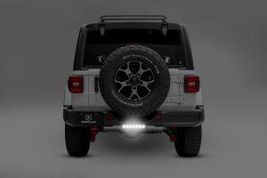 ZROADZ Rear Bumper LED Kit For 2018+ Jeep Wrangler JL 2 Door & Unlimited 4 Door Models Z384931-KIT
