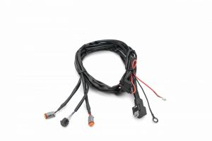 ZROADZ Universal 25 FT DT Wiring Harness to connect 2 LED Light Bars, 200 Watt or below Z390020D-25A