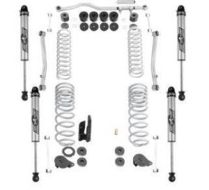 "Rubicon Express 2.5/3.5"" Standard Arm Suspension Lift Kit with 2.5 Non-Resi Shocks For 2020+ Jeep Gladiator JT 4 Door Models JT7100NR"