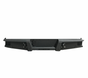 Iron Cross Automotive Rear Bumper in Black for 20+ Jeep Gladiator JT GP-2004