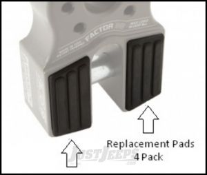 Factor 55 FlatLink Relacement Rubber Guard Set Of 4 00052