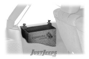 Fishbone Offroad Wheel Well Bins For 2007-18 Jeep Wrangler JK Unlimited 4 Door Models FB25081