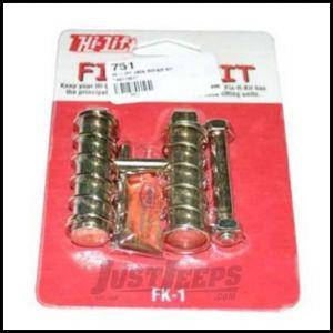 Hi-Lift Jack Pin & Spring Repair Kit FK-1