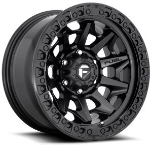Fuel Off-Road Fuel Off-Road Covert Wheel in Matte Black D694-