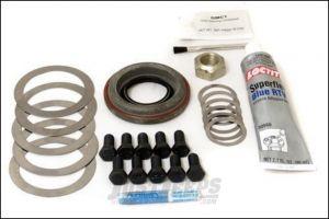 G2 Axle & Gear Standard Installation Kit Front For 2003-06 Jeep Wrangler TJ & TLJ Unlimited Rubicon Models 25-2045