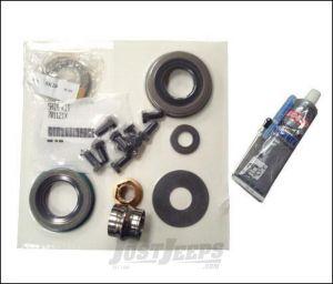 G2 Axle & Gear Standard Installation Kit For 2007-18 Jeep Wrangler JK 2 Door & Unlimited 4 Door Models With Dana 30 Front Axle 25-2050