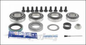 G2 Axle & Gear Master Installation Kit For 1997-06 Jeep Wrangler TJ Models With Dana 30 Front Axle 35-2031