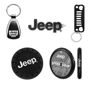 Just Jeeps Gift Package GIFTS