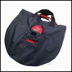 Grant Products No Wheel No Steal Carry Bag For 1976-95 Jeep CJ Series, Wrangler YJ & Cherokee XJ