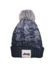 Jeep Winter Toque Grey Lt
