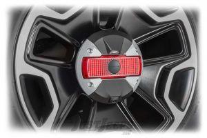 Alpine Rear-view Camera and Brakelight For 2007-18 Jeep Wrangler JK 2 Door & Unlimited 4 Door Models HCE-TCAM1-WRA