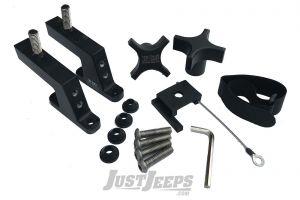 Hi-Lift Hood Mount For 2013+ Jeep Wrangler JK/JL 2 Door & Unlimited 4 Door Models HM-900