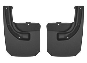 Husky Liners Custom Molded Rear Mud Guards for 18+ Jeep Wrangler JL, JLU 59151