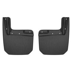 Husky Liners Custom Molded Front Mud Guards for 18+ Jeep Wrangler JL, JLU 58151
