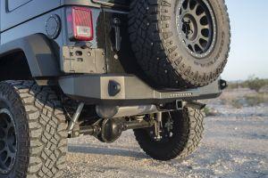 Magnum by Raptor Series Rear Bumper for 07-18 Jeep Wrangler JK, JKU RBM13JPN