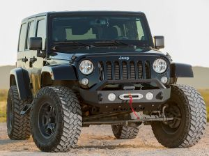 Magnum by Raptor Series RT Series Front Bumper for 07-18 Jeep Wrangler JK, JKU FBM21JPN-RT