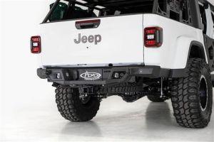 Addictive Desert Designs Stealth Fighter Rear Bumper For 2020+ Jeep Gladiator JT R971241280103