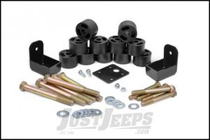 """Rough Country 1¼"""" Body Lift Kit For 1997-06 Jeep Wrangler TJ & Jeep Wrangler TJ Unlimited 1157"""