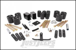 """Rough Country 3"""" Body Lift Kit For 1987-95 Jeep Wrangler YJ RC611"""