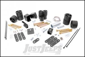 """Rough Country 2"""" Body Lift Kit For 2003-06 Jeep Wrangler TJ & Jeep Wrangler TJ Unlimited With Manual Tranmission RC616"""