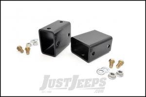 "Rough Country Rear Bump Stop Extension Kit For 2007-18 Jeep Wrangler JK 2 Door & Unlimited 4 Door (With 3- 6"" Lift) 1119"