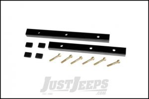 """Rough Country Transfer Case Drop Kit For 1997-02 Jeep Wrangler TJ (With 4"""" Lift) 1668TC"""