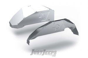 Artec Industries Rear Inner Fenders For 2007-18 Jeep Wrangler JK 2 Door & Unlimited 4 Door Models JK2111