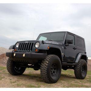 "Just Jeeps 3.5"" RC Lift Kit For 2007-18 Jeep Wrangler JK 2 Door (Installed)"