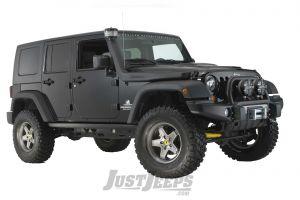 """Just Jeeps 3.5"""" AEV Lift Kit For 2007-18 Jeep Wrangler JK 4 Door (Installed)"""
